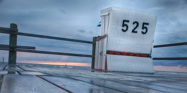 Strandkorb 525 - SPO