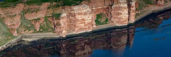 Steilküste von Helgoland