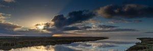 Sonnenaufgang über der Salzwiese - MK_2018-58-_MG_3223