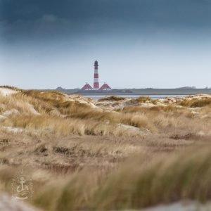 Leuchtturm Westerhever No. X