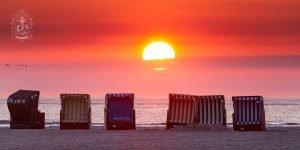 Strandkörbe in der Abensonne - 2019-161-_MG_2080