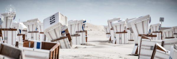 Strandkörbe No XI