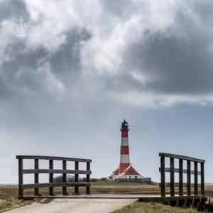 Leuchtturm Westerheversand – No. XII - 1 zu 1 Version
