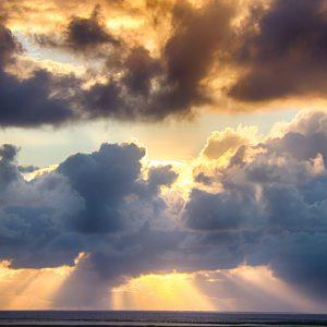 Tümlauer Koog - Wolkenhimmel No. III