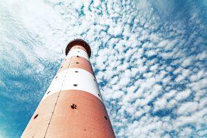 Leuchtturm Westerhever No. XXII