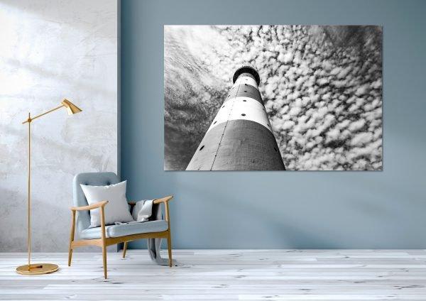 Lichtbilder & Fotografien vom Leuchtturm St. Peter-Ording bzw. Westerhever