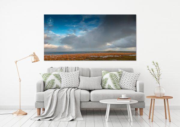 Bilder und Foto-Motive der Dänischen Nordseeinsel Fanø