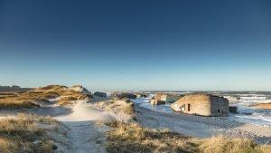 Nordjütland - Vigsø Strand No. III