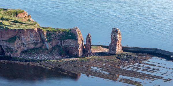 Nordsee Helgoland - Küste No. III